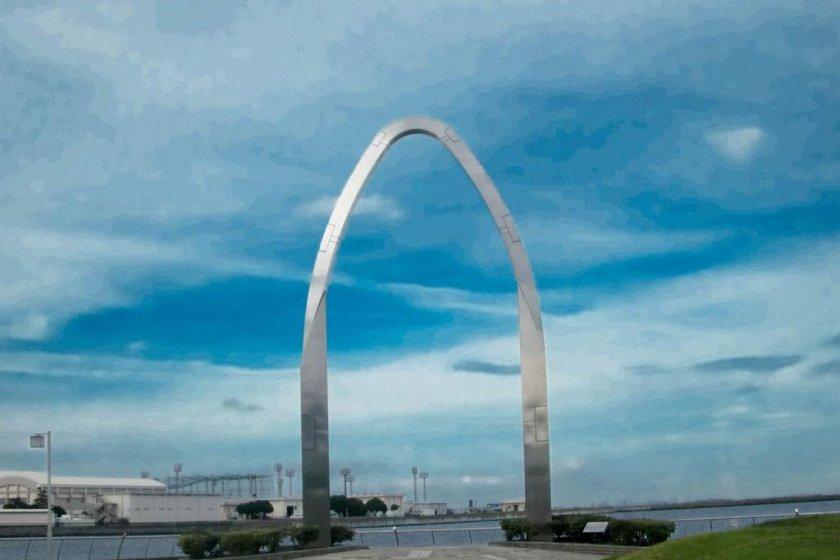 18m Peace Arch