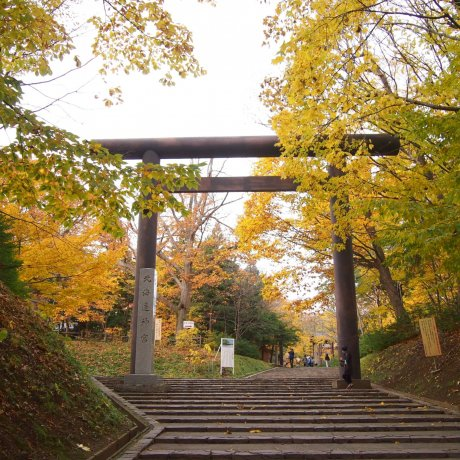 Hokkaido Jingu, Sapporo