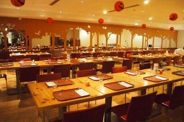 Nhà hàng YY Grill tại RISONARE Yatsugatake