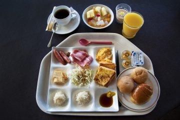 <p>My breakfast choice&mdash;so yummy!</p>