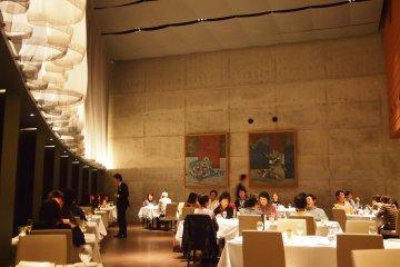 Posh fine dining at OTTO SETTE, serving first-class Italian cuisine.