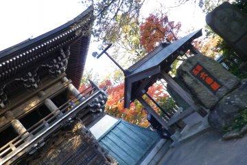 야쿠오인 문화적건물등의 볼거리도 있다.