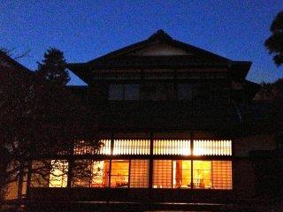 บ้านของ Takahashi Korekiyo อดีตนักการเมืองสำคัญ