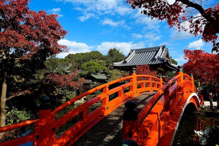 Jardim Shinsen-en, Quioto