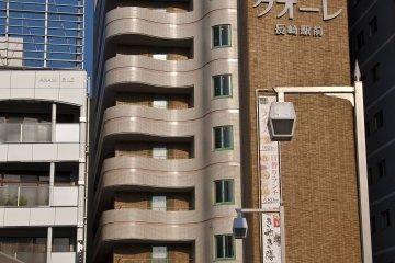โรงแรมคุโอเระ นางาซากิ เอกิมาเอะ