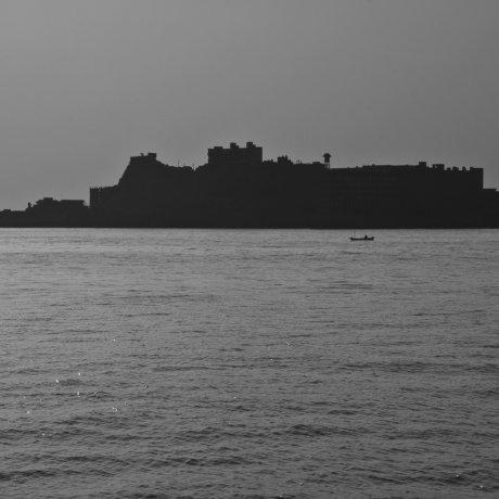 Gunkanjima, or Battleship Island