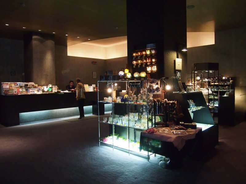 The reception of Hotel Mystays Sapporo Nakajima Park is classy and has a restful atmosphere