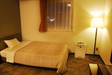 Have a chic stay in Hotel Route Inn Ageo