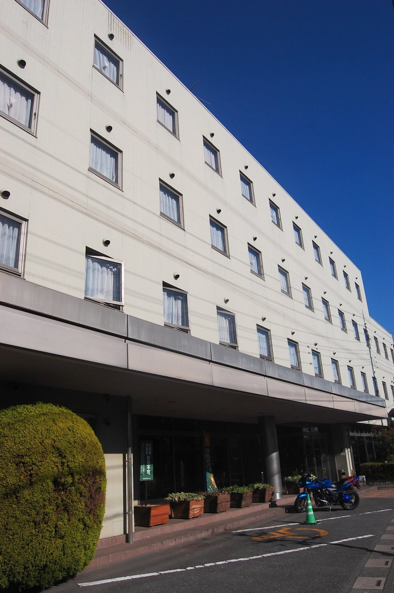 Welcome to Hotel Route Inn Ageo