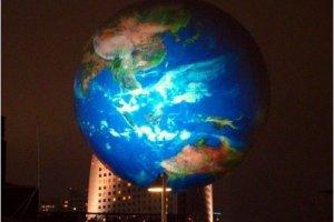 期待着一个完美和谐的地球