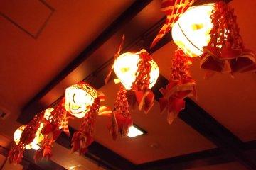 <p>Lanterns</p>