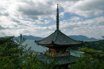 <p>Kojiji Temple</p>