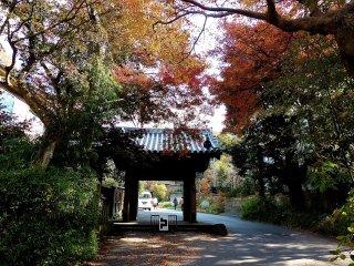 Portão do templo