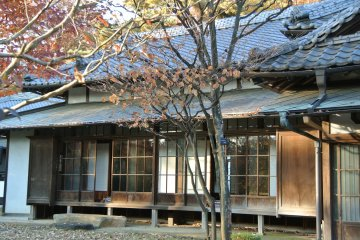 다카하시 고레키요의 집(메이지 시대)