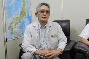 Toshimichi Hiyane plans to greatly expand Plenty Staff's bilingual staffing model throughout Okinawa at off-base hotels andrestaurants