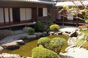 Khu vườn Nhật Bản Senganen