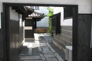 Quanh Phố Honmachi, Thành phố Kurashiki, Okayama