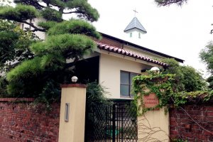 Some of the oldest churches in Osaka are found here in the old town of Kishiwada