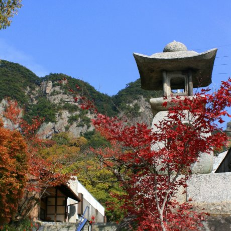 Yakuri Temple in Autumn
