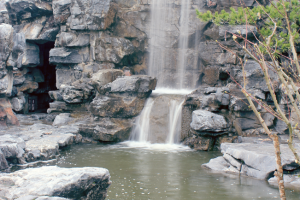 히운바쿠 飛雲瀑