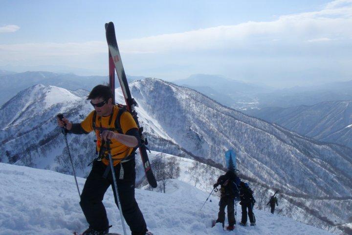 Tanigawadake in Winter