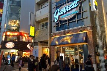 <p>Garrett Popcorn Shops in Tokyo!</p>
