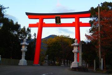 ศาลเจ้า Oasahiko Jinja