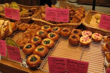 Le Dimanche Boulangerie, Kobe
