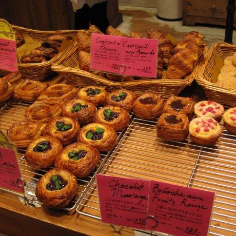 Tiệm bánh mì Le Dimanche ở Kobe
