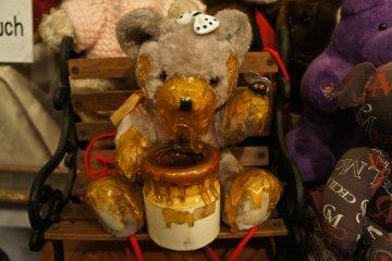 พิพิธภัณฑ์ตุ๊กตาหมีอเมริกัน,โกเบ