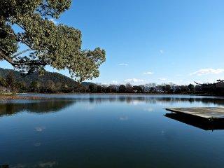 Lago Osawa-no-ike