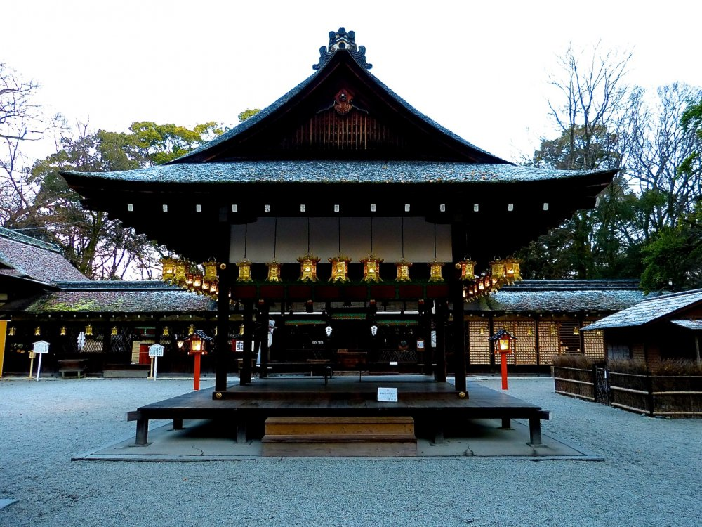 Kawai Jinja Shrine