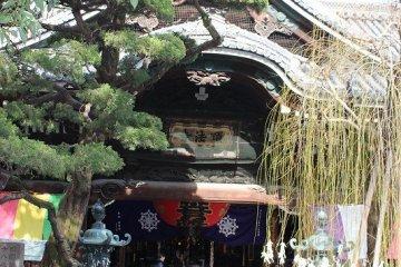 京都「六角堂」
