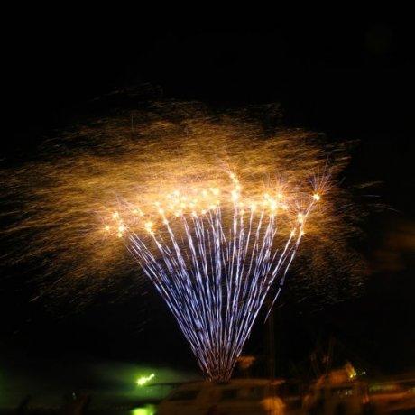 Beppu Fireworks Festival