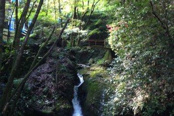Oyabu gorge
