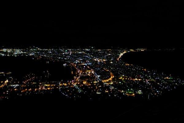 วิวกลางคืนที่สวยที่สุด 1 ใน 3 แห่งของโลก