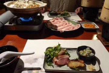 The regular price on weekdays is around 10,000 yen, including breakfast and dinner