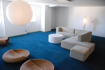 <p>Design decor in the hotel shared spaces</p>