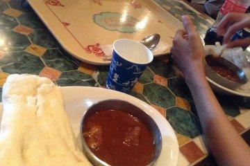 <p>อาหารอินเดีย ถูกและอร่อย</p>