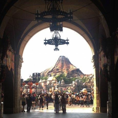 ทริคก่อนเที่ยว DisneySea (1)