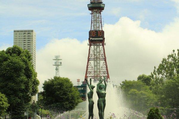สวนโอโดริ ศูนย์รวมกิจกรรมและแหล่งพักผ่อนหย่อนใจของชาวเมืองซัปโปโร