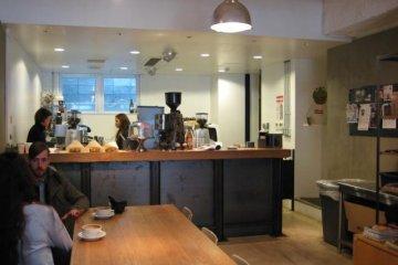 Streamer Coffee Bar