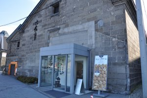 ร้านขนมที่ซ่อนอยู่ในโกดังเก่า