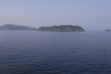 <p>Some islets along the way</p>