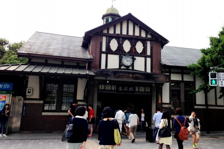 ฮาราจูกุถนนของคนมีสไตล์