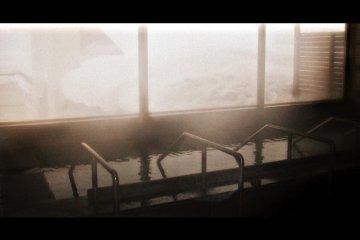 A steamy soak