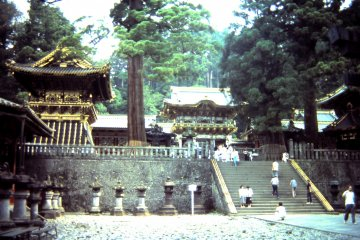 Ancient city of Nikko