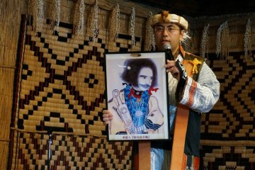 Ainu Villageชนเผ่าพื้นเมืองฮอกไกโด