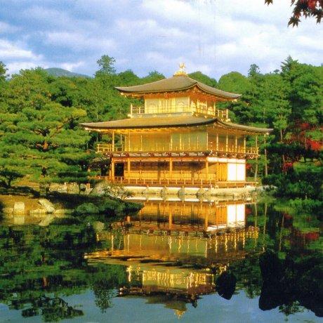 วัดคินคะคุจิ[Kinkakuji Temple]
