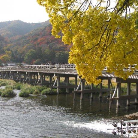 Distrik Sagano di Kyoto